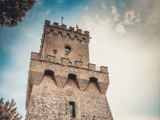 Il matrimonio di Marco  e Chiara  a Cellino Attanasio, Teramo 23
