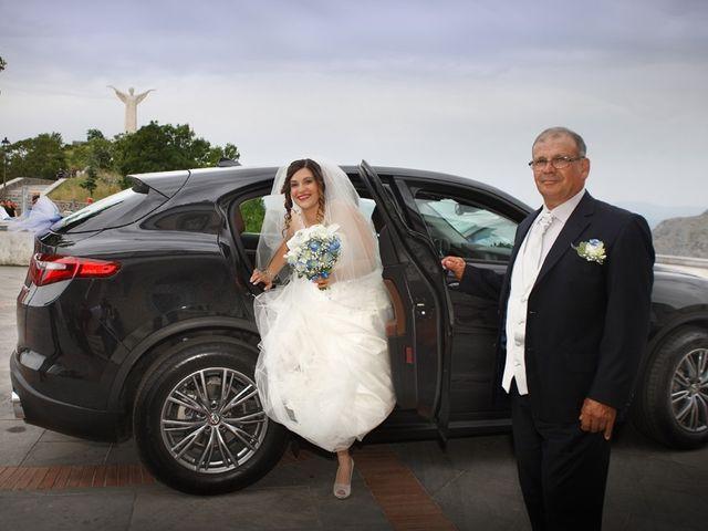 Il matrimonio di Raffaele e Maria Antonietta a Maratea, Potenza 11