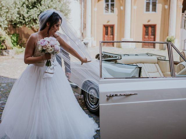 Il matrimonio di Alessandro e Stefania a Roma, Roma 16