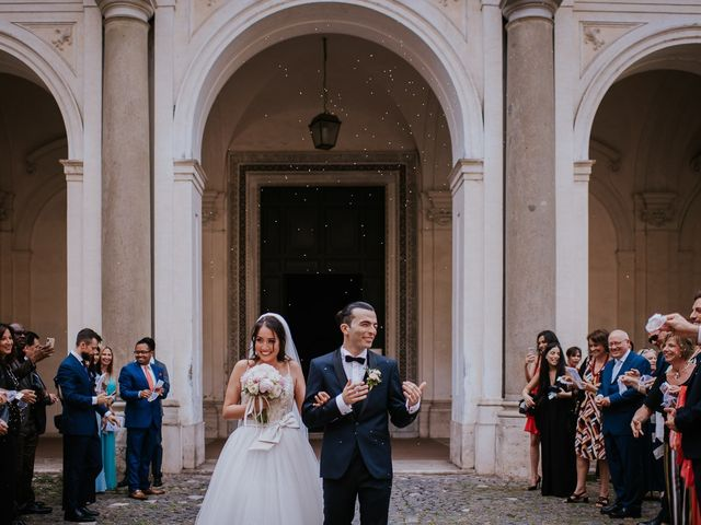 Il matrimonio di Alessandro e Stefania a Roma, Roma 20