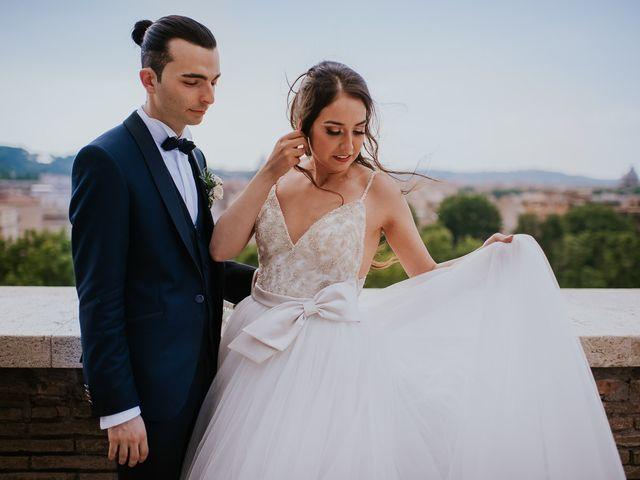 Il matrimonio di Alessandro e Stefania a Roma, Roma 23