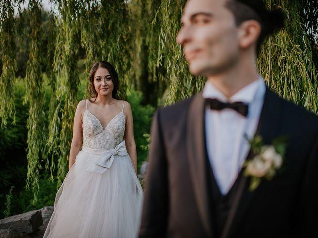 Il matrimonio di Alessandro e Stefania a Roma, Roma 45