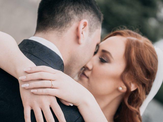 Le nozze di Tatyana e Francesco
