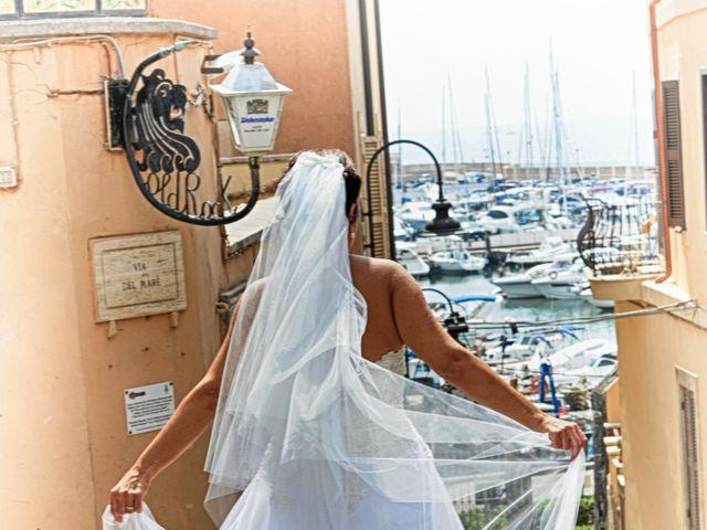Il matrimonio di Riccardo e Marialucia a San Felice Circeo, Latina 18