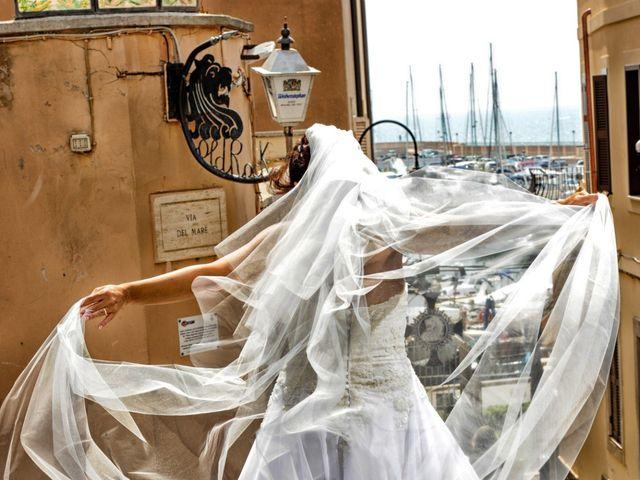 Il matrimonio di Riccardo e Marialucia a San Felice Circeo, Latina 19