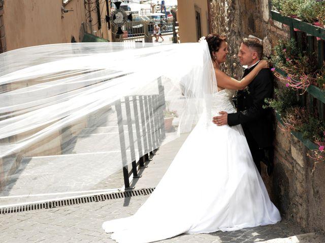 Il matrimonio di Riccardo e Marialucia a San Felice Circeo, Latina 20