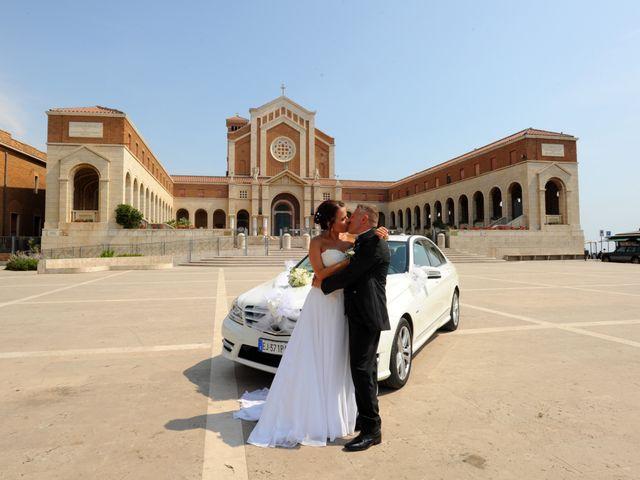 Il matrimonio di Riccardo e Marialucia a San Felice Circeo, Latina 23