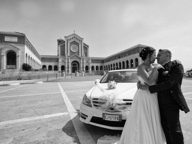 Il matrimonio di Riccardo e Marialucia a San Felice Circeo, Latina 24