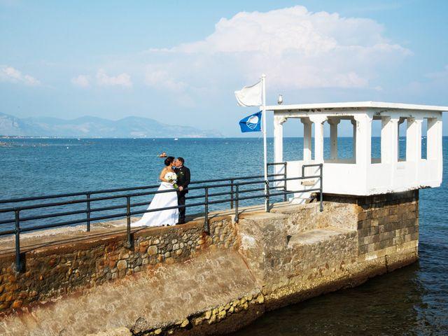 Il matrimonio di Riccardo e Marialucia a San Felice Circeo, Latina 26