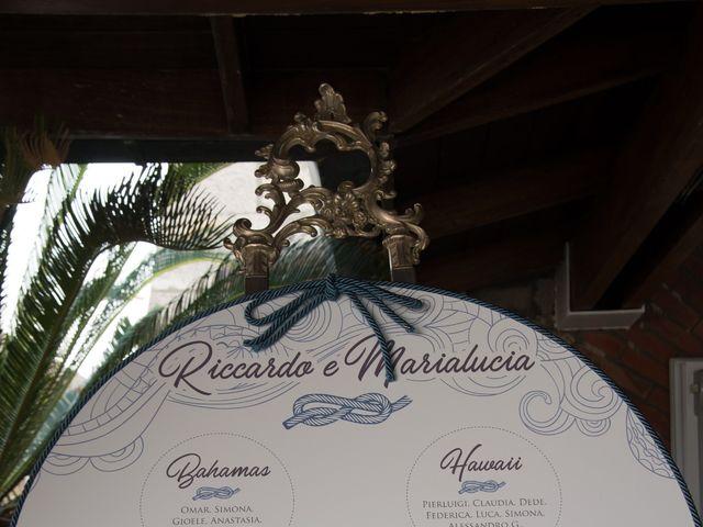 Il matrimonio di Riccardo e Marialucia a San Felice Circeo, Latina 28