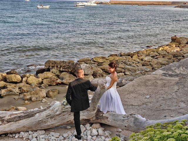 Il matrimonio di Riccardo e Marialucia a San Felice Circeo, Latina 32