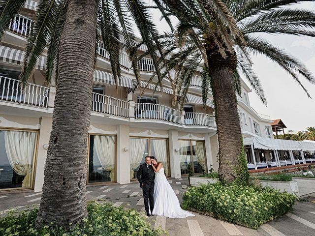 Il matrimonio di Riccardo e Marialucia a San Felice Circeo, Latina 35