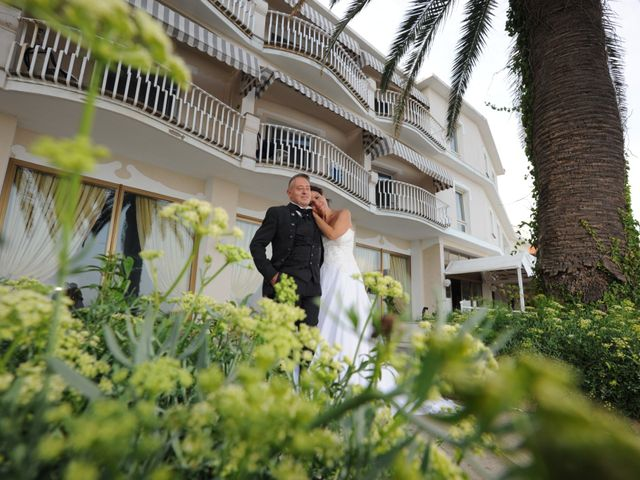 Il matrimonio di Riccardo e Marialucia a San Felice Circeo, Latina 36