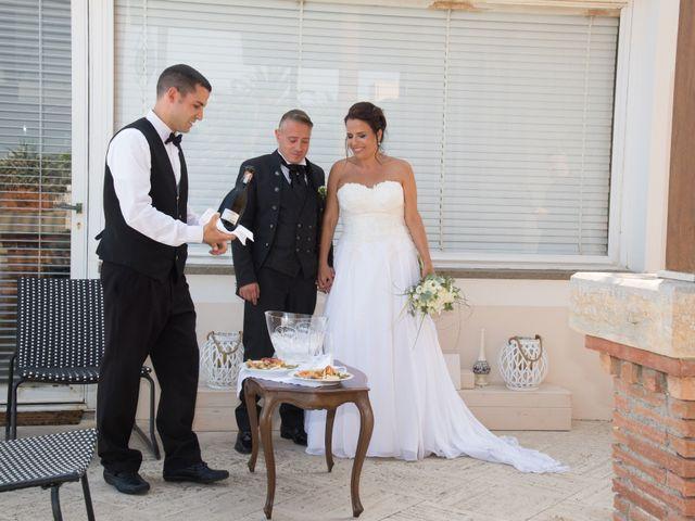 Il matrimonio di Riccardo e Marialucia a San Felice Circeo, Latina 39