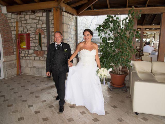 Il matrimonio di Riccardo e Marialucia a San Felice Circeo, Latina 41