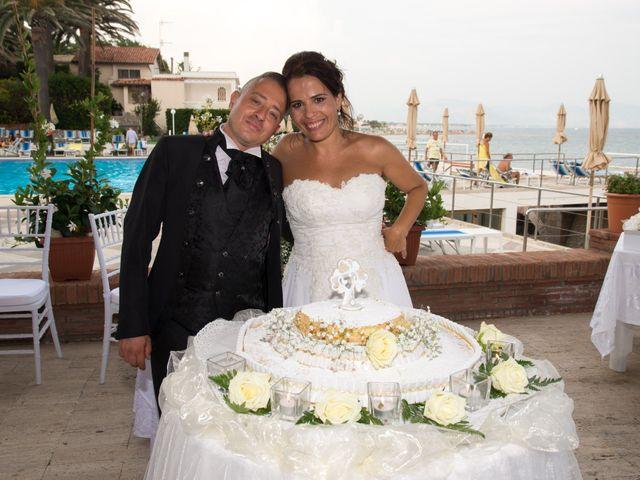 Il matrimonio di Riccardo e Marialucia a San Felice Circeo, Latina 43