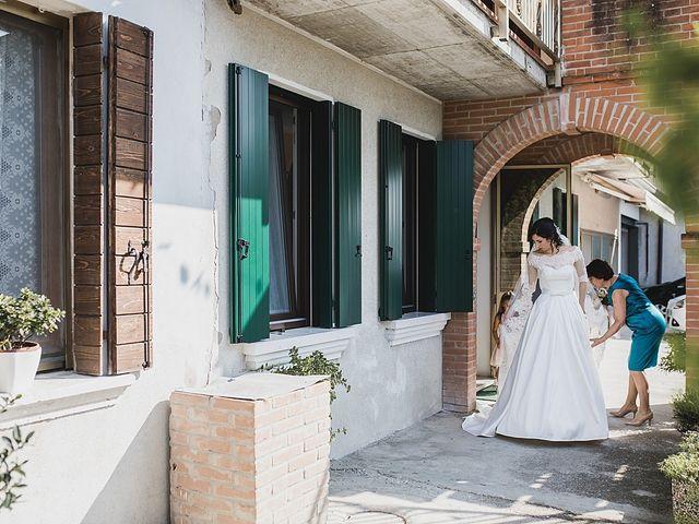Il matrimonio di Davide e Alice a Gorgo al Monticano, Treviso 18