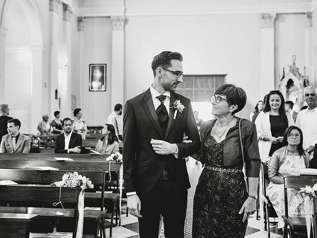Il matrimonio di Davide e Alice a Gorgo al Monticano, Treviso 20