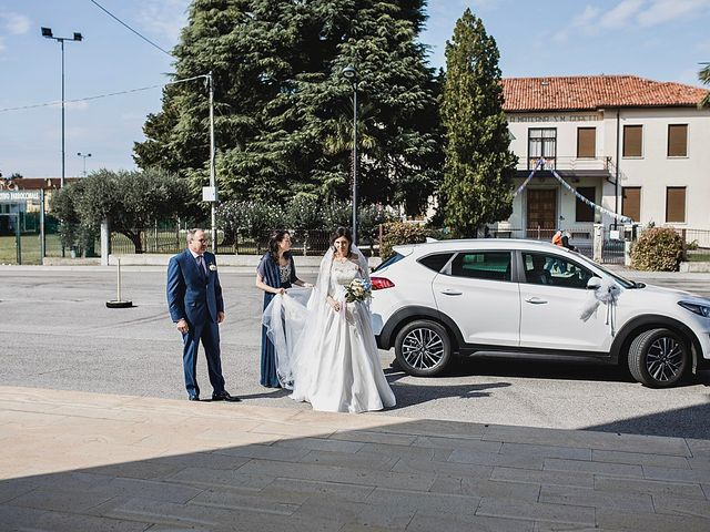 Il matrimonio di Davide e Alice a Gorgo al Monticano, Treviso 21