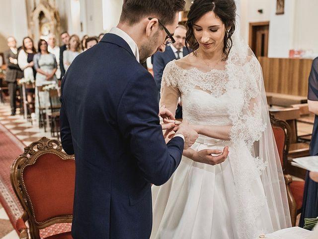 Il matrimonio di Davide e Alice a Gorgo al Monticano, Treviso 25