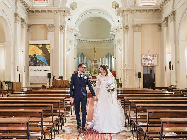 Il matrimonio di Davide e Alice a Gorgo al Monticano, Treviso 27