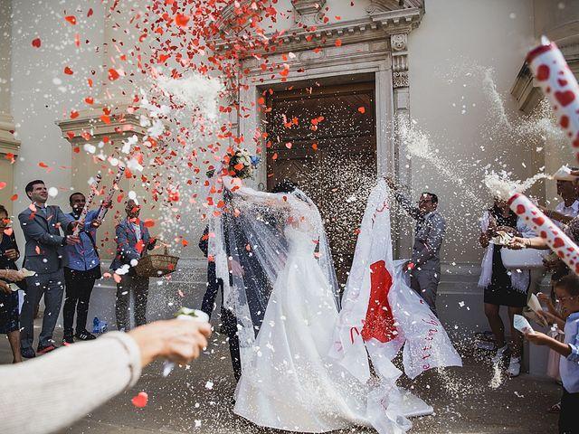 Il matrimonio di Davide e Alice a Gorgo al Monticano, Treviso 28