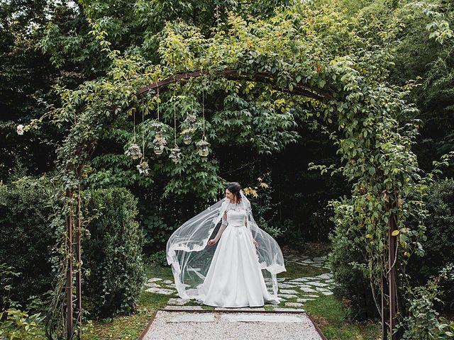 Il matrimonio di Davide e Alice a Gorgo al Monticano, Treviso 43