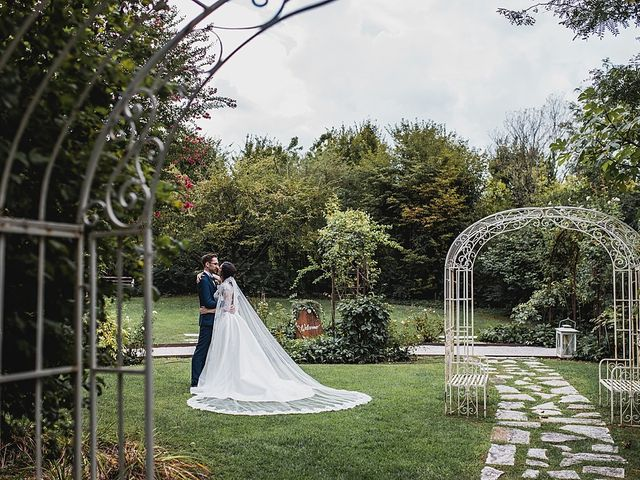 Il matrimonio di Davide e Alice a Gorgo al Monticano, Treviso 45