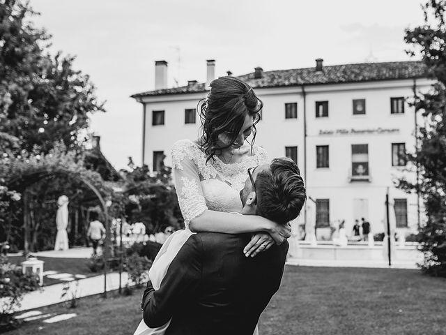 Il matrimonio di Davide e Alice a Gorgo al Monticano, Treviso 54
