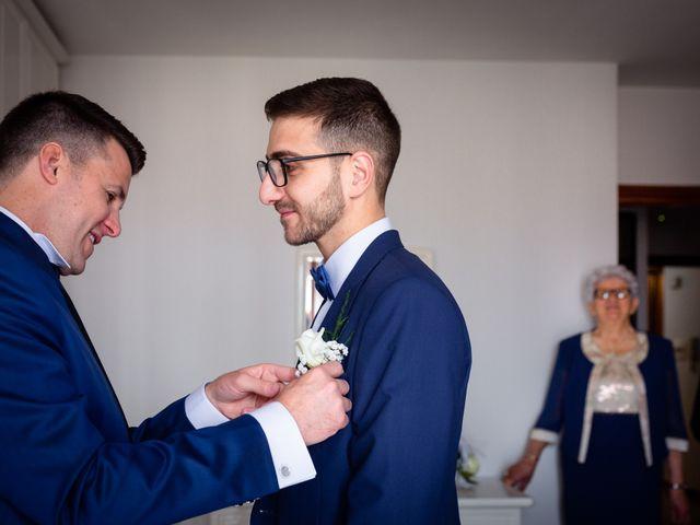 Il matrimonio di Simone e Mariassunta a Fondi, Latina 5