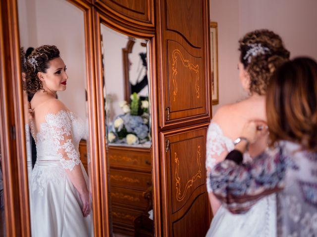 Il matrimonio di Simone e Mariassunta a Fondi, Latina 6