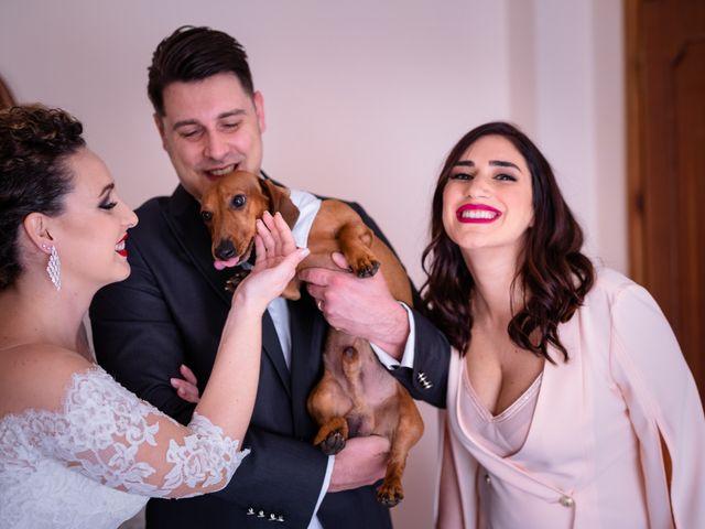 Il matrimonio di Simone e Mariassunta a Fondi, Latina 12