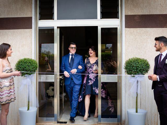 Il matrimonio di Simone e Mariassunta a Fondi, Latina 16