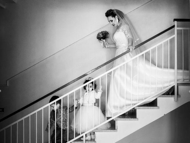 Il matrimonio di Simone e Mariassunta a Fondi, Latina 18
