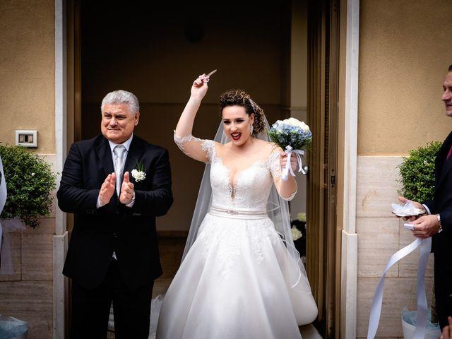 Il matrimonio di Simone e Mariassunta a Fondi, Latina 19