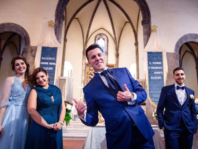 Il matrimonio di Simone e Mariassunta a Fondi, Latina 21