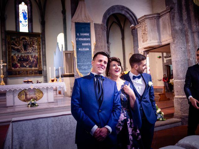 Il matrimonio di Simone e Mariassunta a Fondi, Latina 23
