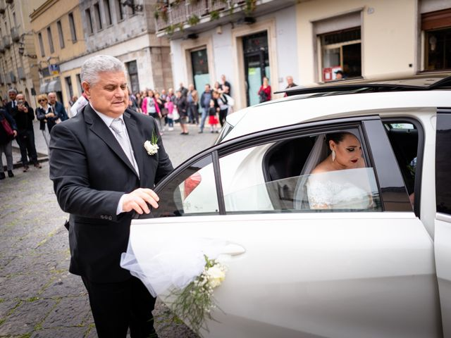 Il matrimonio di Simone e Mariassunta a Fondi, Latina 24