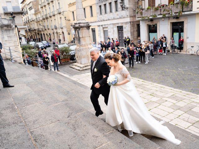 Il matrimonio di Simone e Mariassunta a Fondi, Latina 25