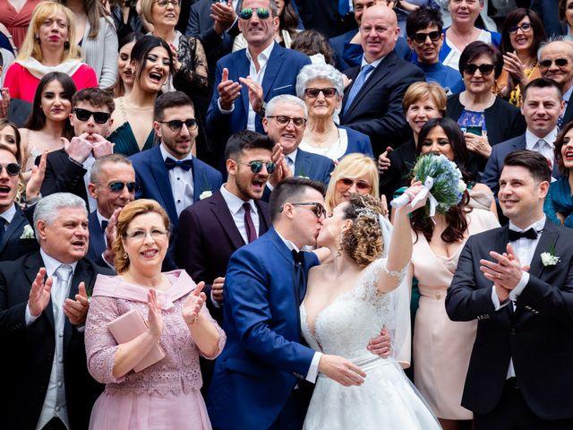 Il matrimonio di Simone e Mariassunta a Fondi, Latina 32