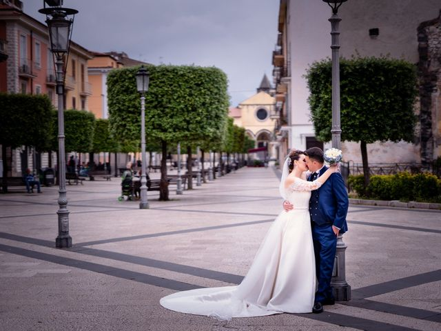 Il matrimonio di Simone e Mariassunta a Fondi, Latina 33