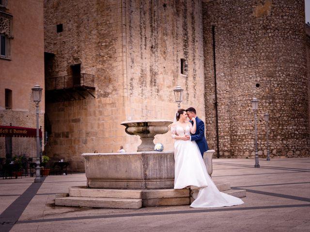 Il matrimonio di Simone e Mariassunta a Fondi, Latina 34