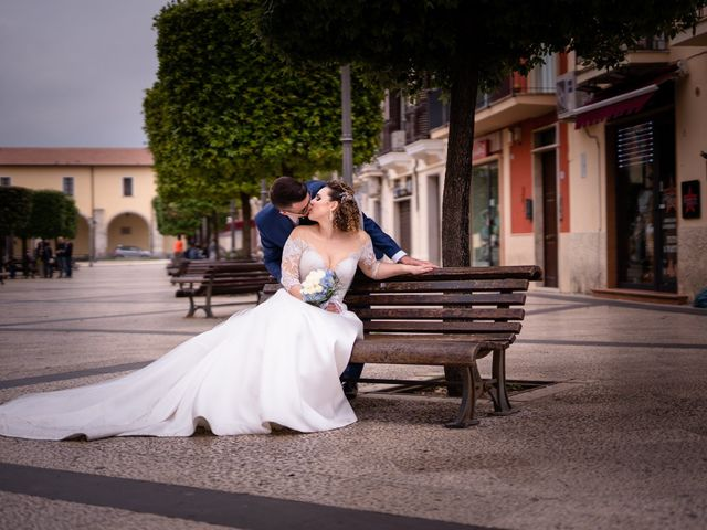 Il matrimonio di Simone e Mariassunta a Fondi, Latina 35