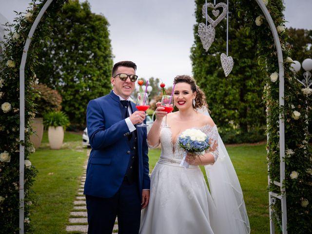 Il matrimonio di Simone e Mariassunta a Fondi, Latina 39