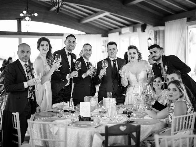 Il matrimonio di Simone e Mariassunta a Fondi, Latina 41