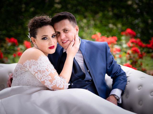 Il matrimonio di Simone e Mariassunta a Fondi, Latina 54