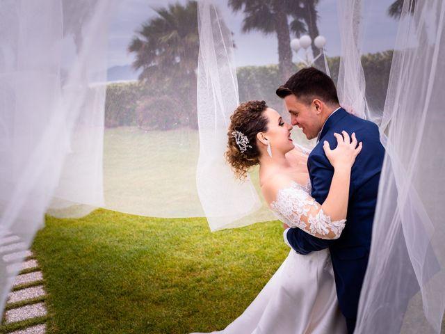 Le nozze di Mariassunta e Simone