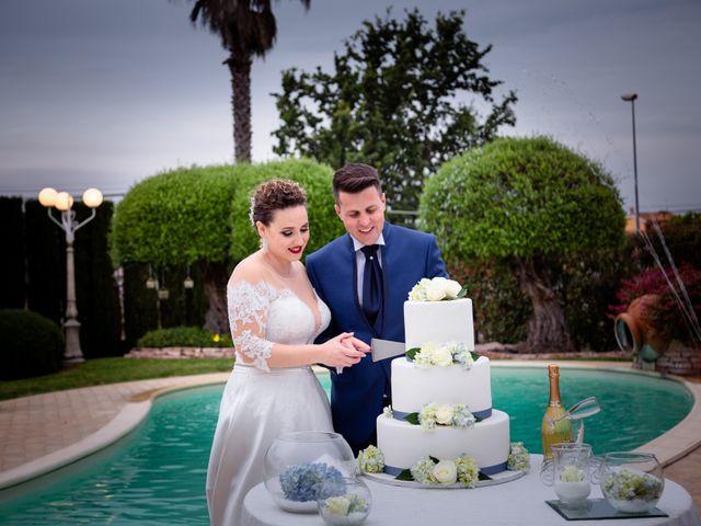 Il matrimonio di Simone e Mariassunta a Fondi, Latina 60