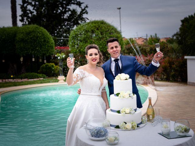 Il matrimonio di Simone e Mariassunta a Fondi, Latina 61