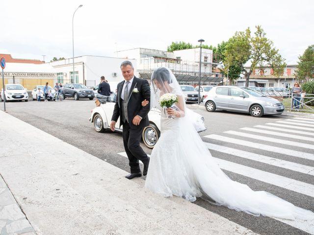 Il matrimonio di Ylenia e Enrico a Terracina, Latina 17